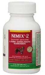 Nemex 2 Wormer 2oz 60ml