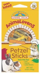 Pretzel Sticks 3oz