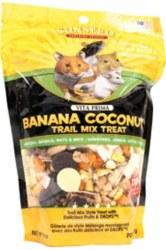 Banana/Coconut Trail Mix