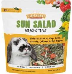 Sun Salad ForagingTreat Rabbit