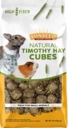Natural Timothy Hay Cubes