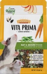 Sunsd VitaPrima Rat-Mouse 2Lb