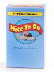 MicetoGo Frozen Fuzzies 6pk