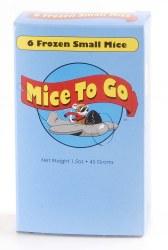 MicetoGo Frozen Sm Mouse 6-pk