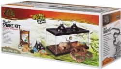 20L Deluxe Snake Kit Black