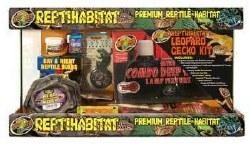 ReptiHabitat Leapord Gecko Kit