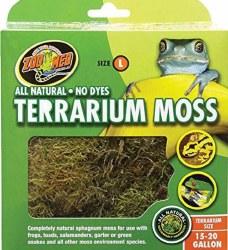 Terrarium Moss 15-20 Gallons