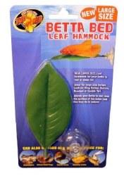 Betta Bed Leaf Hammock Lg