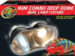 Mini Combo Deep Dome Fixture