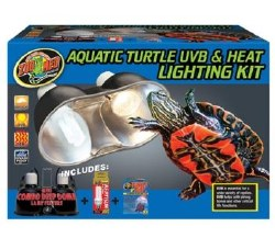 Turtle UVB And Hight Light Kit