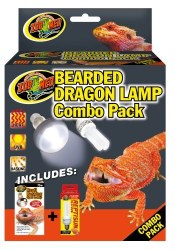 Bearded Dragon Lamp Combo