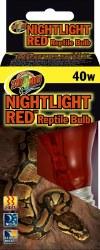 40W Nightlight Red Bulb