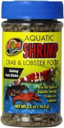 Aquatic Shrimp, Crab And Lobster Food 2oz
