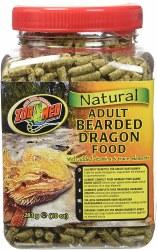 Adult Beard Dragon Food 10oz