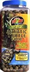 Aquatic Turtle Food Maintance 12oz