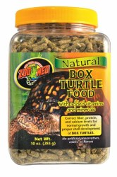 Box Turtle Food 10 oz