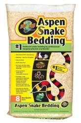 Aspen Snake Bedding 8 Dry Qts