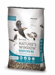 Nature Window Woodpecker Mix 15lb