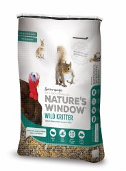 Nature Window Wild Kritter 30lb
