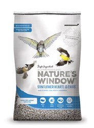Natures Window Medium Sunflower Heart 18lb