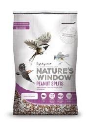 Nature's Window Peanut Splits 30 lb