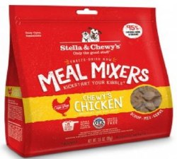Stella Chewys Freeze Dried Chicken Meal Mixers 3.5oz