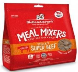 SC FD Meal Mixers Beef 3.5z