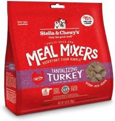 SC FD Meal Mix Turkey 3.5z