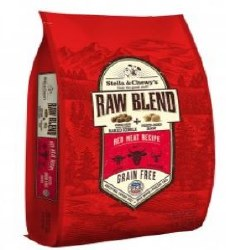 Stella & Chewys Raw Blend Red Meat Dog 22lb