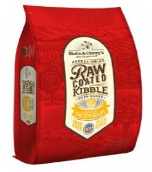 Stella and Chewy Raw Coated Chicken dog 22lb