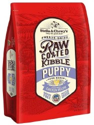 Stella and Chewy Raw Coated Chicken Puppy 22lb