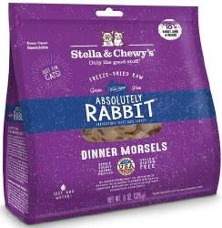 Stella & Chewys Diner Morsels  W/Absolutley Rabbit 9oz