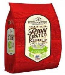Stella & Chewys Raw Coated Cage Free W/Duck 22lb
