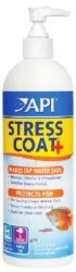 API Stress Coat Pint W/ Pump