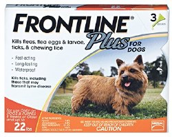 Frontline Plus Up to 22lbs