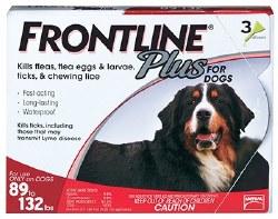 Frontline Plus 89-132lbs