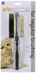 Grip Soft DoubleSide Cat Brush