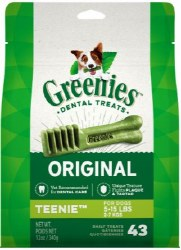 Greenies Teenie Treat 12 oz
