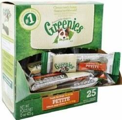 Greenies Petite 15-25lb 25pack