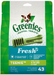 Greenie Teenie Fresh 12oz