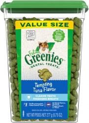Greenies Dental Tuna 9.75oz