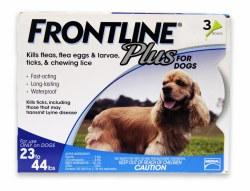 Frontline Plus 23-44 lb