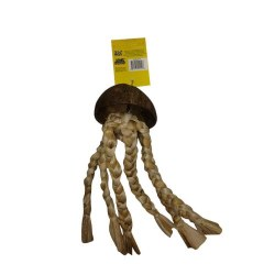 Java Wood Jelly Fish Toy MD