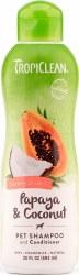 TropClean Papaya Cocunut 20oz