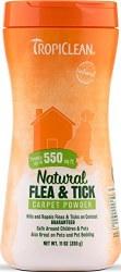 Tropiclean Flea Powder 11oz