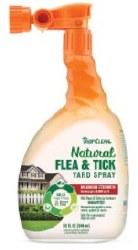Tropiclean Flea Yard Spray32oz