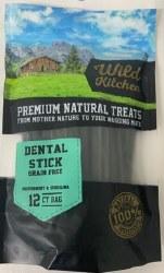 GF Peppermint Dental Treat12ct