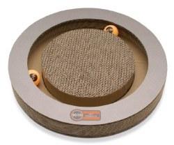 Round Cardboard Scratcher 15in