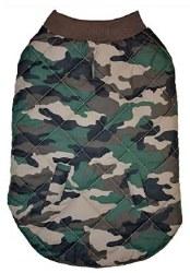 Camouflage Jacket XL