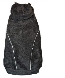 Artic Fleece Snood Gray LRG